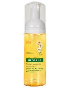 Klorane Capillaire Mousse Sans Rincage à la Camomille 150ml