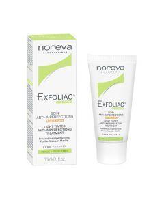 Noreva Exfoliac BB crème claire 30ml