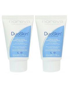 Noreva Led Duoskin Crème Mains 50ml X2