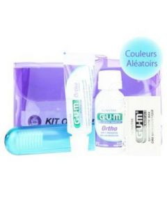 GUM Kit Orthodontique