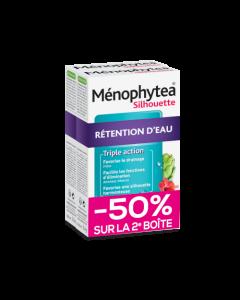 Nutreov Ménophytea Rétention D'Eau Lot 1+2ème à -50% 2x30 Comprimés