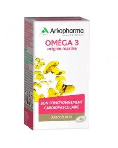 Arkopharma Arkogélules Oméga 3 180 capsules