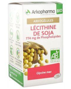 Arkopharma Arkogélules Lécithine de Soja 150 capsules