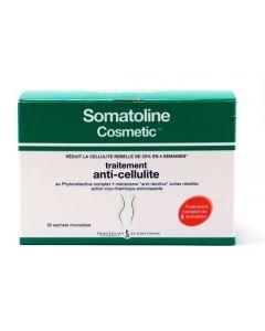 Somatoline Cosmetic Traitement Anti-cellulite 30 Sachets de 10ml