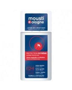 Moustikologne Protection Extrême Zones Tropicales et Infestées 75ml + 33% Gratuit