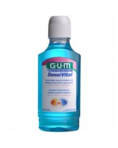 GUM Sensivital Bain de Bouche Sans Alcool 300ml