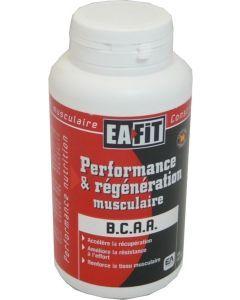 EAFIT Bcaa Performance et Régénération 180 Gélules