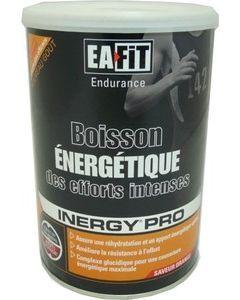 EAFIT Inergy Pro Boisson Énergétique Orange 500g