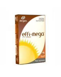 Dergam Effi-mega 60 Comprimés