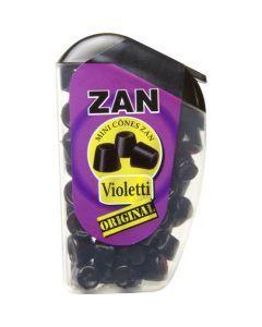Zan Violetti Mini Cônes Zan - Etui 18G