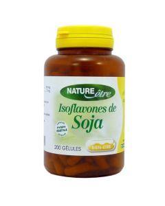 Nat&Form Soja Isoflavones 200 Gélules