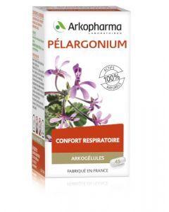 Arkopharma Arkogélules Pélargonium 45 gélules