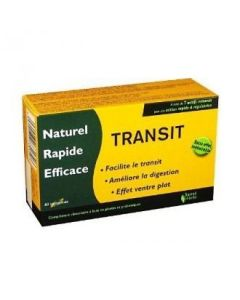 Santé Verte Transit 60 Comprimés