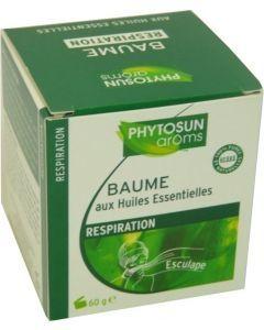 Phytosun Arôms Baume Respiration Esculape 60g
