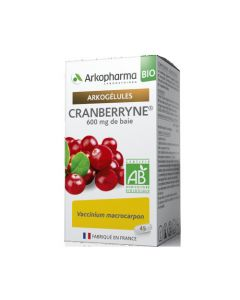 Arkopharma Arkogélules Bio Cranberryne 45 gélules