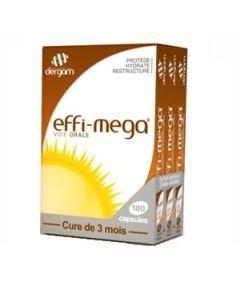 Dergam Effi-mega 180 Comprimés