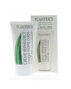 Planter's Aloe Vera Crème Réparatrice Visage Mains Corps