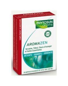 Phytosun Arôms Aromazen Détente 20 Ampoules