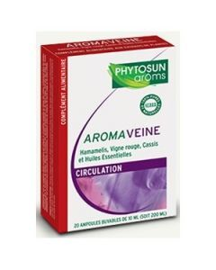 Phytosun Arôms Aromaveine Circulation 20 Ampoules