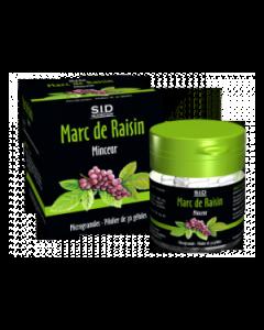 SID Nutrition Marc de Raisin Minceur 30 Gélules