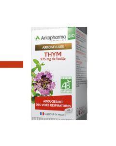 Arkopharma Arkogélules Bio Thym 45 gélules