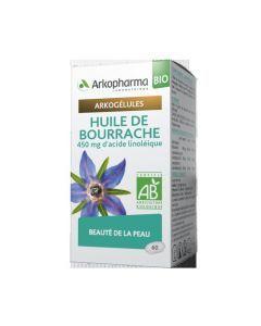 Arkopharma Arkogélules Bio Huile de Bourrache 60 capsules