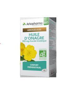 Arkopharma Arkogélules Bio Huile d'Onagre 60 capsules