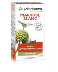 Arkopharma Arkogélules Marrube Blanc 45 gélules