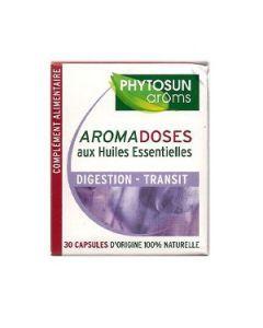 Phytosun Arôms Digestion Transit 30 Capsules