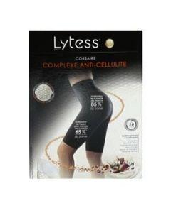 Lytess Corsaire Complexe Anti Cellulite Noir L/xl