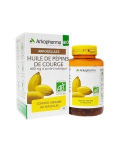 Arkopharma Arkogélules Bio Huile de Pépins de Courge 180 capsules