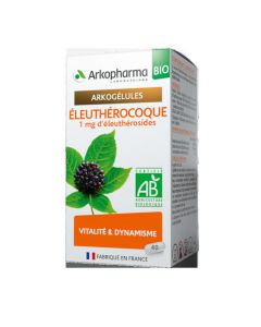 Arkopharma Arkogélules Bio Éleuthérocoque 40 gélules