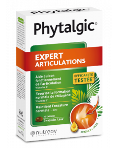 Nutreov Phytalgic Expert Articulations 45 Capsules