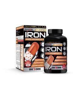Éric Favre Iron Pre Workout 120 Capsules