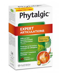 Nutreov Phytalgic Expert Articulations 90 Capsules