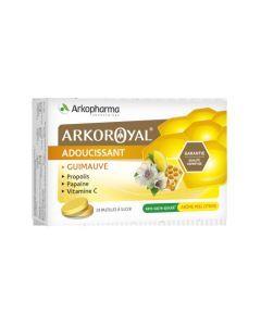 Arkopharma Arkoroyal Pastilles Adoucissantes 24 pastilles
