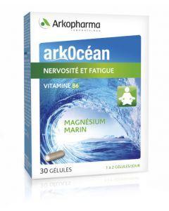 Arkopharma Arkocéan Magnésium Marin 30 gélules