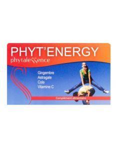 Phytalessence Phyt'Energy 2 x 40 Gélules