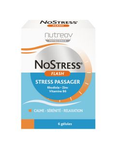 Nutreov Physcience No Stress Flash Boite 6 Gélules