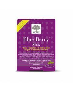 New Nordic Blue Berry Max Vision 60 comprimés