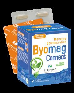 Lehning Byomag Connect 60 gélules