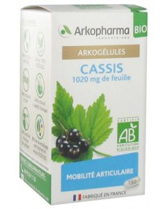 Arkopharma Arkogélules Bio Cassis 150 gélules