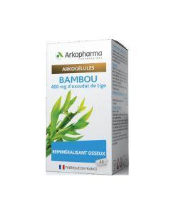 Arkopharma Arkogélules Bambou 45 gélules