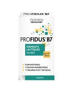 Nutreov Physcience Profidus B7 Boite de 30 Gélules
