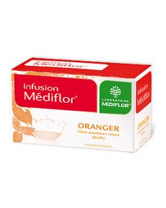 Médiflor Infusions Oranger 24 Sachets