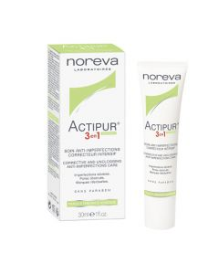 Noreva Actipur 3 en 1 Soin anti-imperfections intensif 30ml