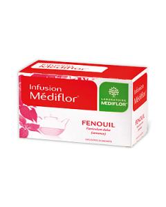 Médiflor Infusions Fenouil 24 Sachets