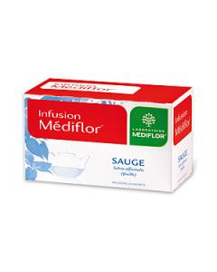 Médiflor Infusions Sauge 24 Sachets