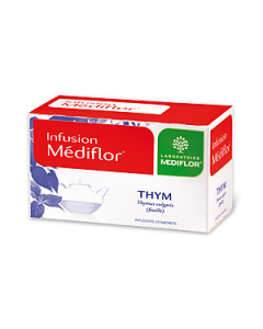 Médiflor Infusions Thym 24 Sachets