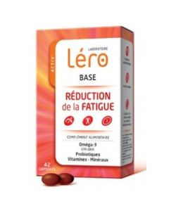 Léro Base Réduction de la Fatigue 42 Comprimés